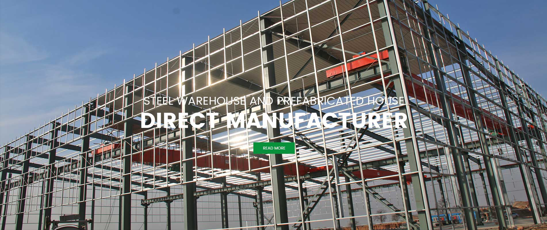 steel structure building customized