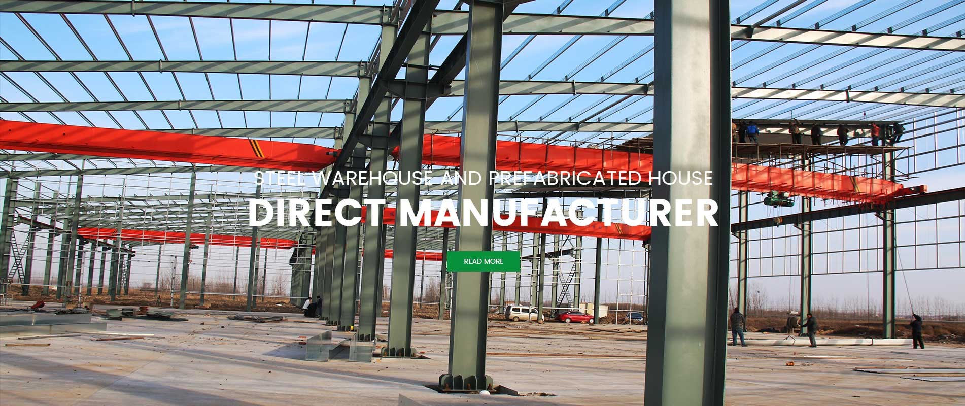 steel structure house manufacturer